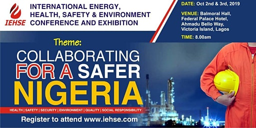 Collaborating For A Safer Nigeria Opening Reception
