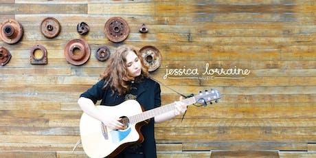 Live Music - Jessica Lorraine at Swordfish - Friday August 23 tickets