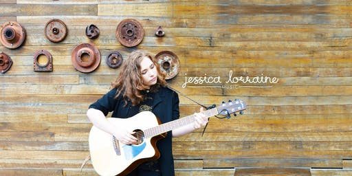 Live Music - Jessica Lorraine at Swordfish - Friday August 23