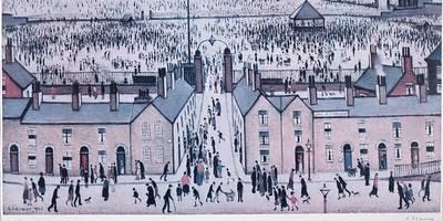 Whitewall Harrogate Exhibits L.S Lowry