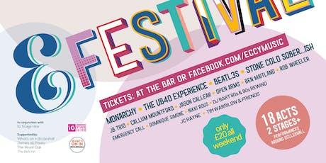 E-Festival 2019 tickets