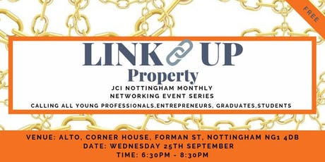Link Up - Property *Young Professional Networking  tickets