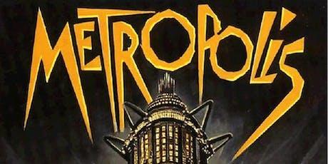 CINE TECHNO (Metrópolis) - GRATIS -  entradas