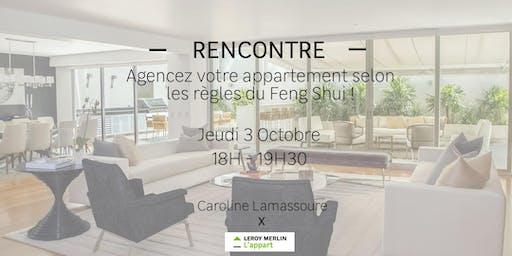 Agencez votre appartement selon les règles du Feng Shui