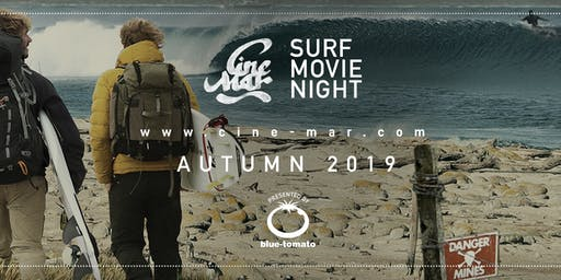 "Cine Mar - Surf Movie Night ""TRANSCENDING WAVES"" - Amsterdam"