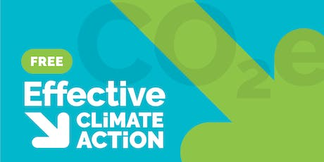 Effective Climate Action tickets