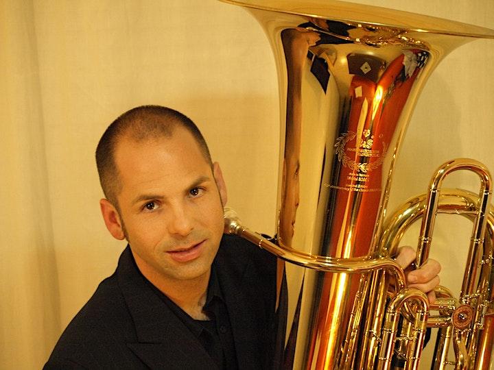 Imagen de Master Class MAMVO Tuba y Bombardino - Alejandro Marco