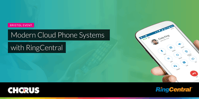 Modern Cloud Phone Systems with Chorus & RingCentral