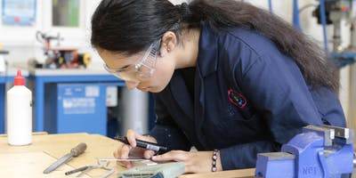 Year 10 Open Afternoon at UTC Oxfordshire - Tuesday 15 October 2019
