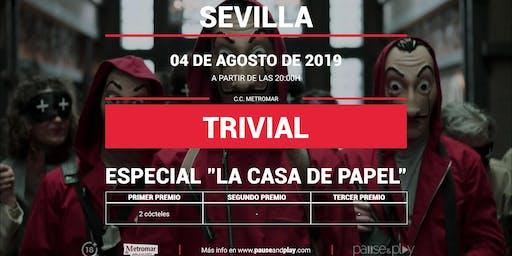 Trivial Especial La Casa de Papel