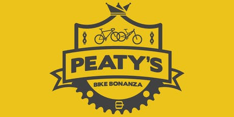 Peaty's Bike Bonanza 2019 tickets