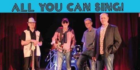 Coole Socken feat. Jasmin Minz - All YOU CAN SING! Tickets