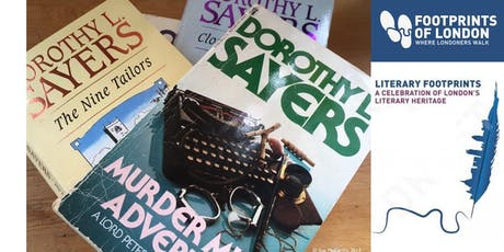 Dorothy L Sayers Bloomsbury tickets