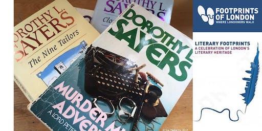 Dorothy L Sayers Bloomsbury