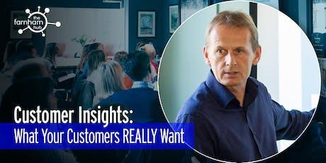 Customer Insights tickets