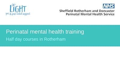 Perinatal Mental Health Training