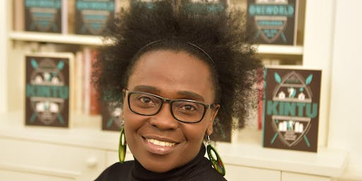 Jennifer Makumbi Author Visit - Black History Month