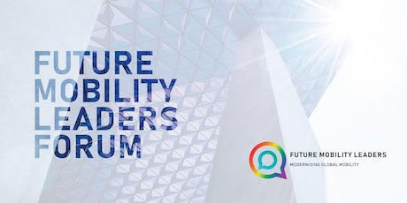 Future Mobility Leaders London Autumn Event tickets