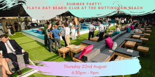 Summer Party! *Young Professional Networking