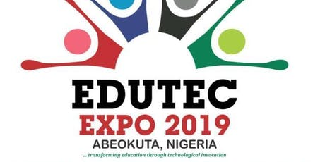 Edutec Expo 2019 tickets