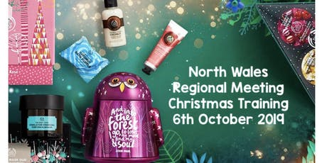 North Wales Regional Meeting tickets