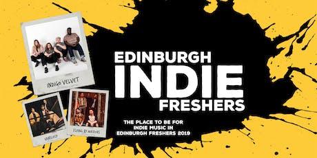 Edinburgh Indie Freshers: INDIGO VELVET tickets