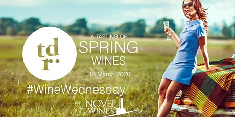 The Drawing Rooms #WineWednesday Club: Spring Wine Tasting tickets