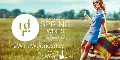 The Drawing Rooms #WineWednesday Club: Spring Wine Tasting