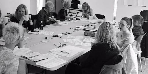 Learn How to Teach Creative Workshops, with Elizabeth Hammond
