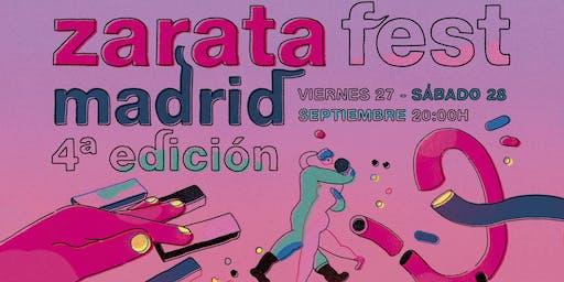 Zarata Fest 2019 en Círculo de Bellas Artes