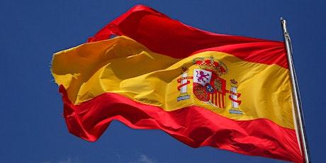 Spaans voor beginners - A2 tickets
