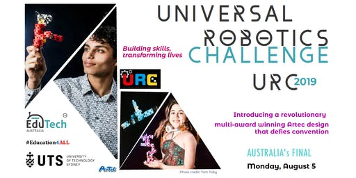 UNIVERSAL ROBOTICS CHALLENGE (URC) 2019 Australia's FINAL