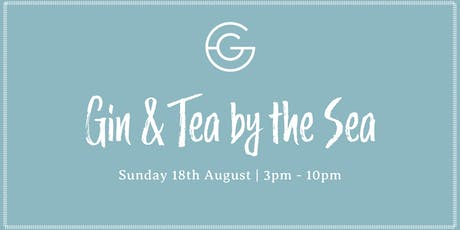 Gin & Tea by the Sea tickets