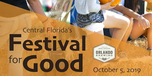 Central Florida's Festival For Good