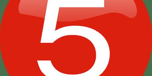 5. Değer Etkinlik - 3: Topluluk Anlaşmaları Fasilitasyonu 5.Değer!