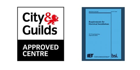 18th edition exam Exeter - City & Guilds 2382 tickets