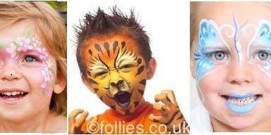 Introduction to Face painting