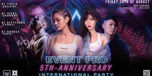 EVENTPRO Birthday International Party