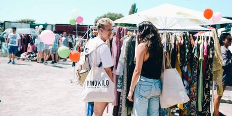 Open Air Vintage Kilo Sale • Münster • VinoKilo Tickets