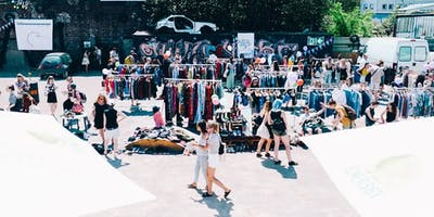 Open Air Vintage Kilo Sale • Würzburg • VinoKilo