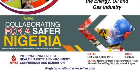 Collaborating For A Safer Nigeria tickets
