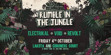 Rumble in the Jungle: Winter Session tickets