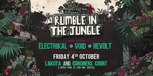 Rumble in the Jungle: Winter Session