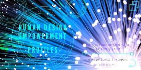 生命易圖 Human Design Empowerment ::Profiles:: tickets