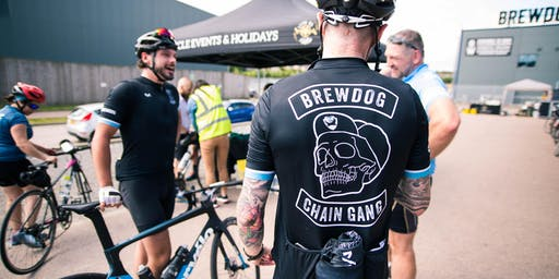 Chain Gang Berlin Official Opening Ride