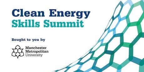 Clean Energy Skills Summit  tickets