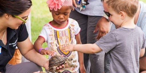 Ohio Wildlife Center Tour & Donation Drive