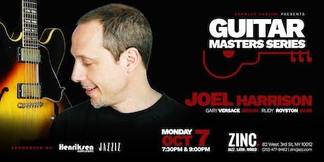 Guitar Masters Series: Joel Harrison tickets