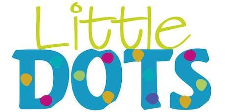 Little Dots, Baby Massage (Hopton Village Hall) 23/08/19 - 20/09/19 tickets