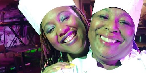 Soul Food Supper with Charita Jones, aka Momma Cherri